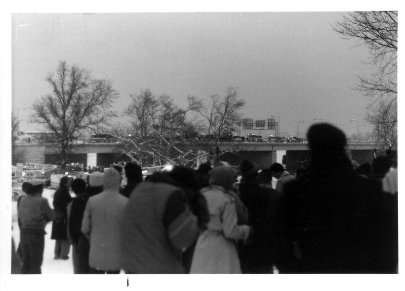 At 14th Street Bridge