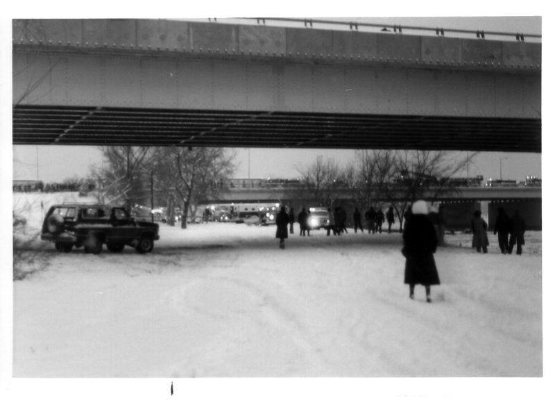 Under 14th Street Bridge