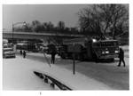 George Washington Parkway at Metrorail Bridge.