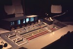 WMAR-TV Production Control Room, 1976