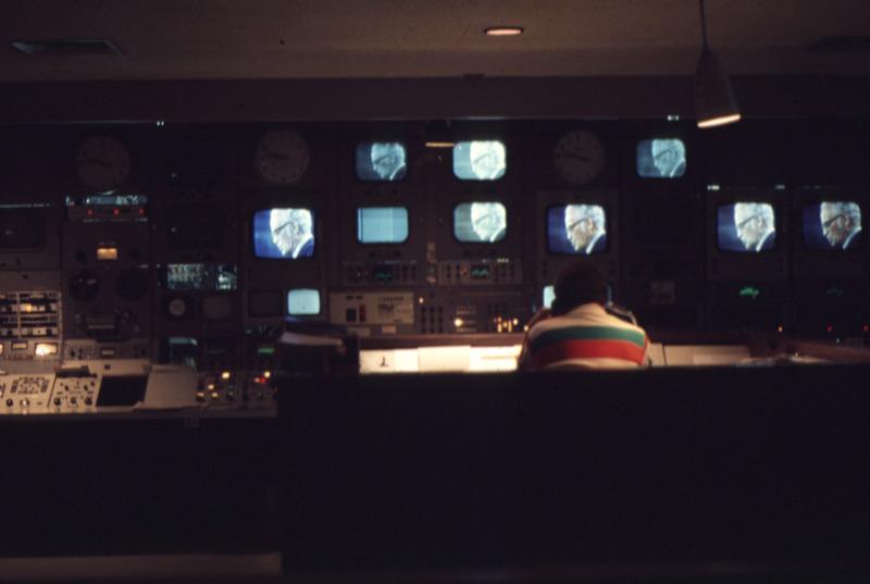 WMAR-TV Master Control, 1976