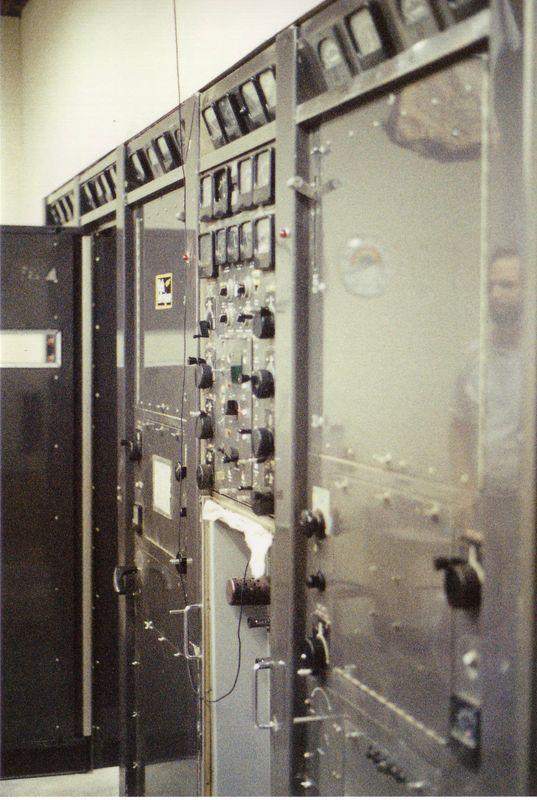 KVOH shortwave transmitter