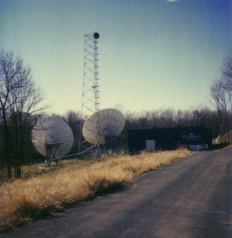 MBS Earth Station, 1982
