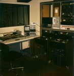 MBS Control Room, 1982