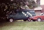 WKFM Syracuse, remote van. 1984