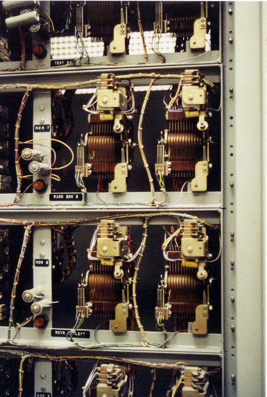 Electromechanical audio switching