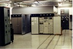 Site A. Marconi 500kw shortwave transmitter.