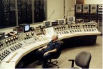 Site C (receiver site) control room.