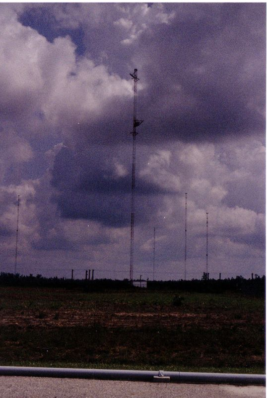 Towers and Antennas at Site C