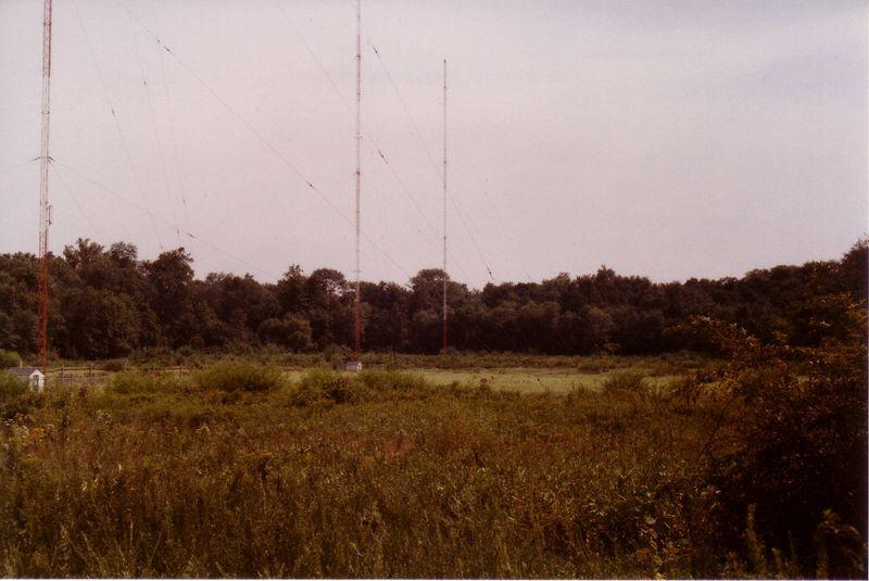 WLMD tower field