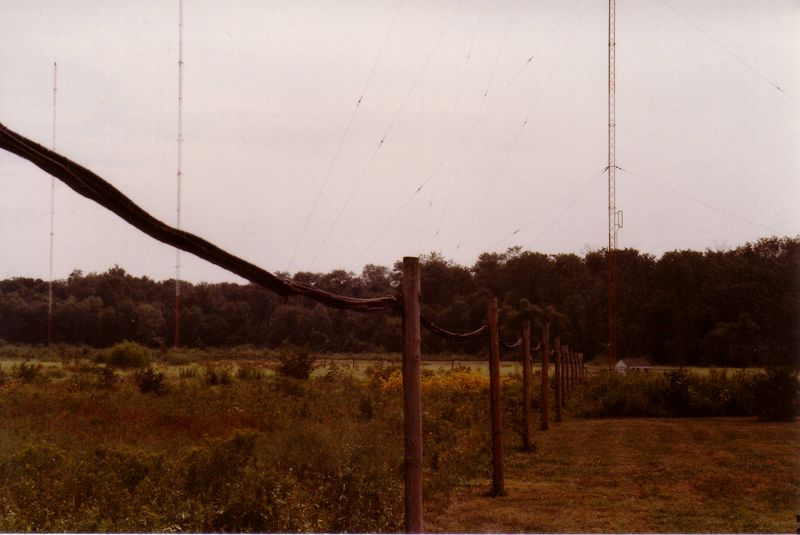 WLMD tower field early 1980's