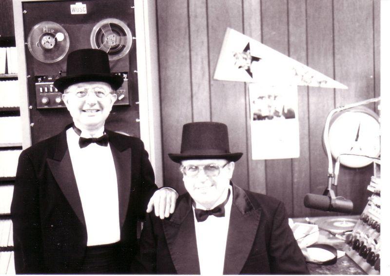 Jim Lowery and Jack McNamee