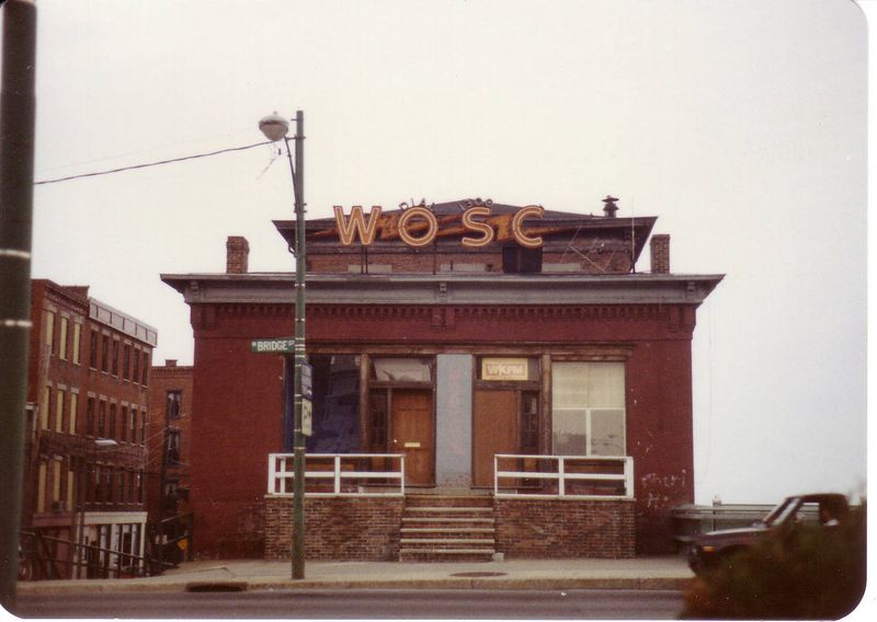 Old WOSC sales office
