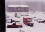 Arrival in Fulton, NY, December 10, 1984