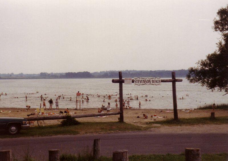 Stevenson Beach, Fulton, NY